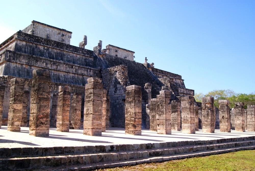 Rundrejse i Mexico - se mayaruiner og mexikansk byliv