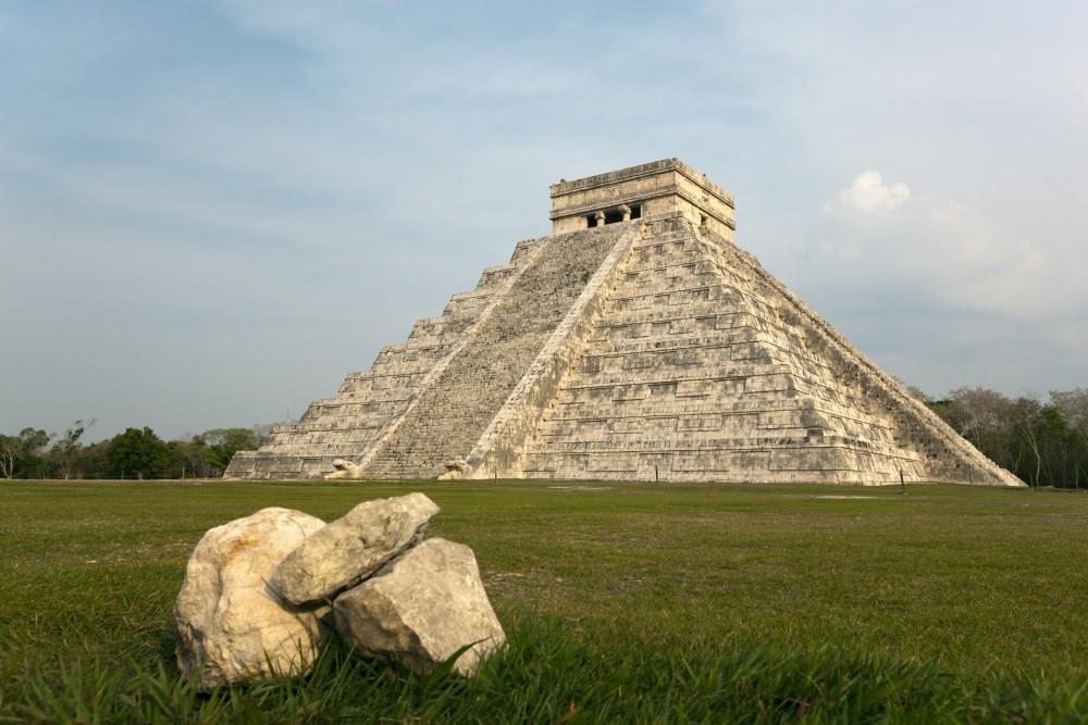 Se Mexicos maya-ruiner kombineret med ferie i øparadis