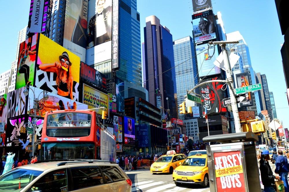 Ferie i New York og Dansk Vestindien - storbyferie og lækre strande