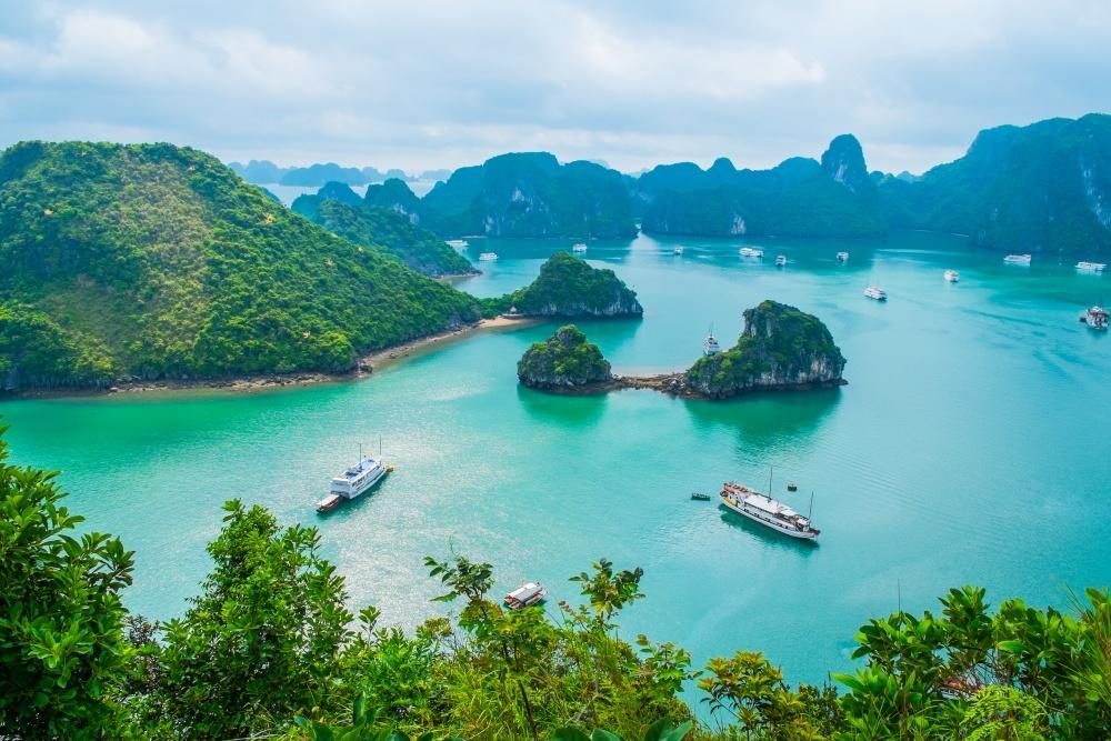 Rundrejse i Vietnam - kulturel, historisk og kulinarisk ferie