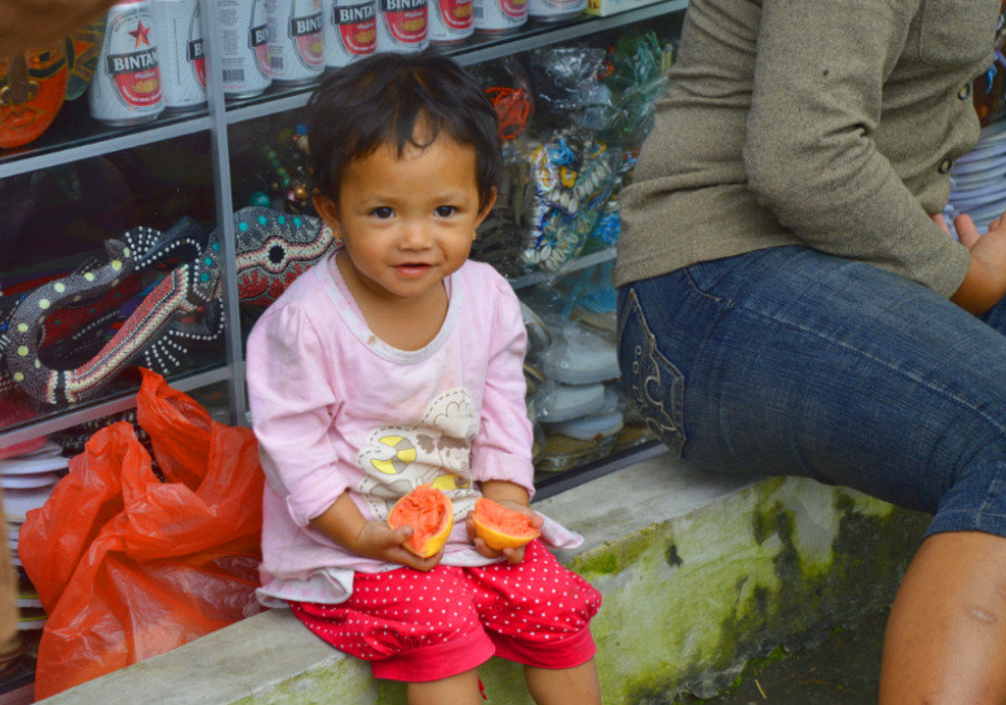 Bali-pige