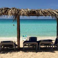På rejser til Cuba kan du holde strandferie ved Cayo Santa Maria