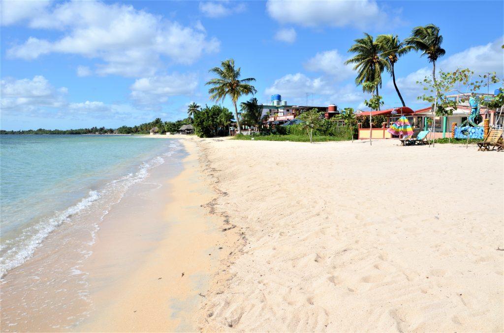 På en rejse til Cuba ser du også Playa Larga