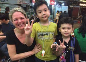Gry-Vietnam-Børn
