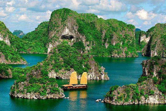 Rejser til Vietnam - Få en oplevelse for livet