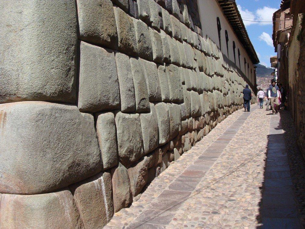 På en rejse til Peru ser du masser af inka-bygninger