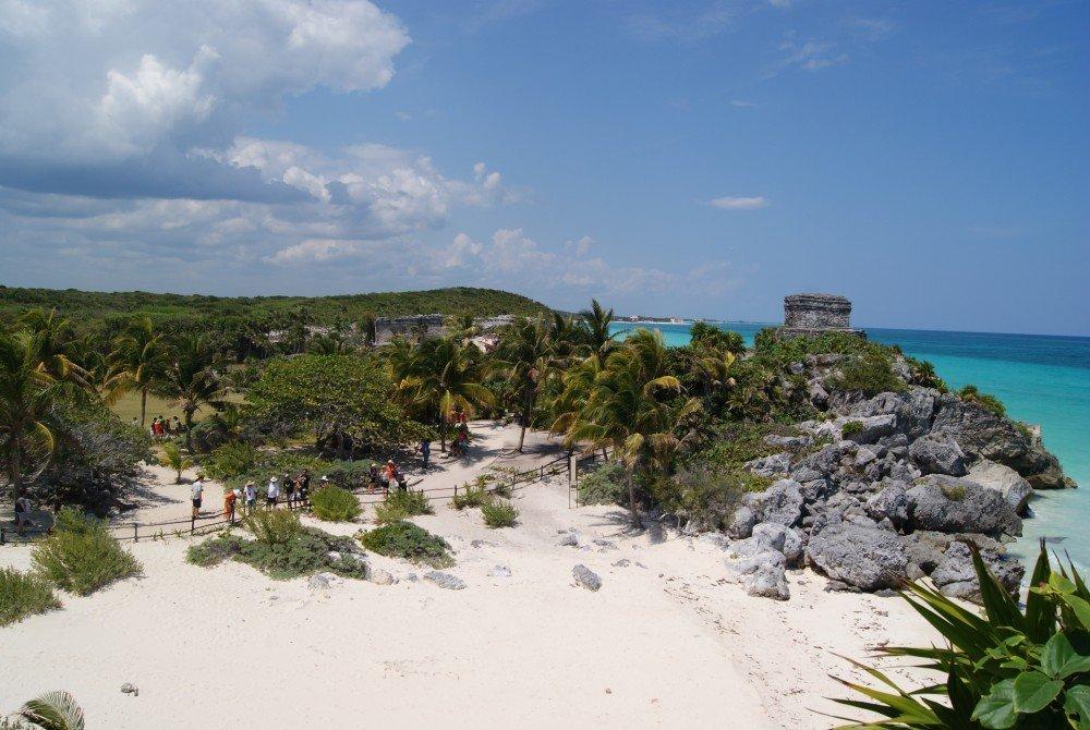 Rejser til Mexico - kultur og strand på din ferie
