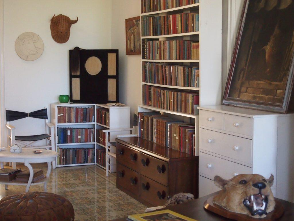 På en rejse til Cuba kan du se Hemingways hus Finca Vigia