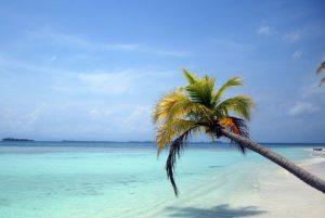 Aruba strand