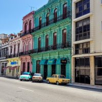 Cuba-Havana-bygning