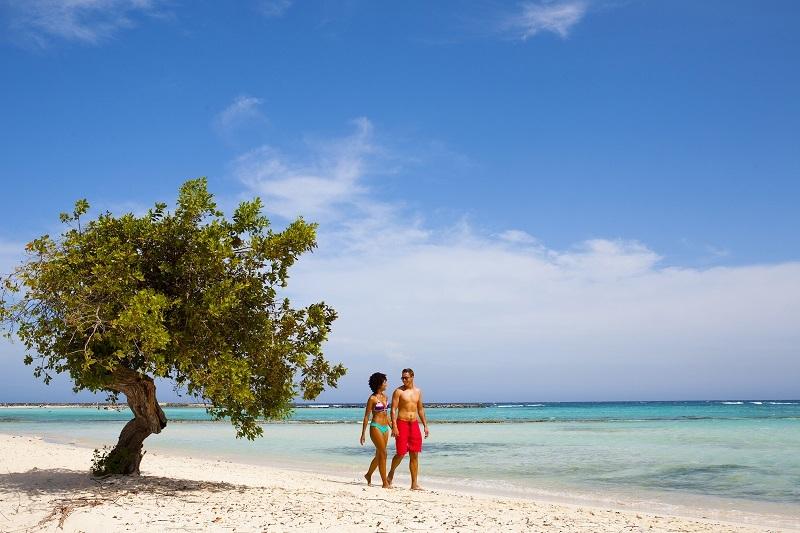 Aruba luksusrejse - eksklusivt, afslappende, ingen børn