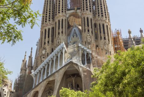 Barcelona-single-rejse-sagrada-familia