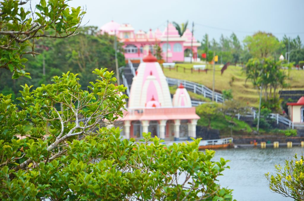 På en ferie i Mauritius opdager du hurtigt landets mange forskellige religioner