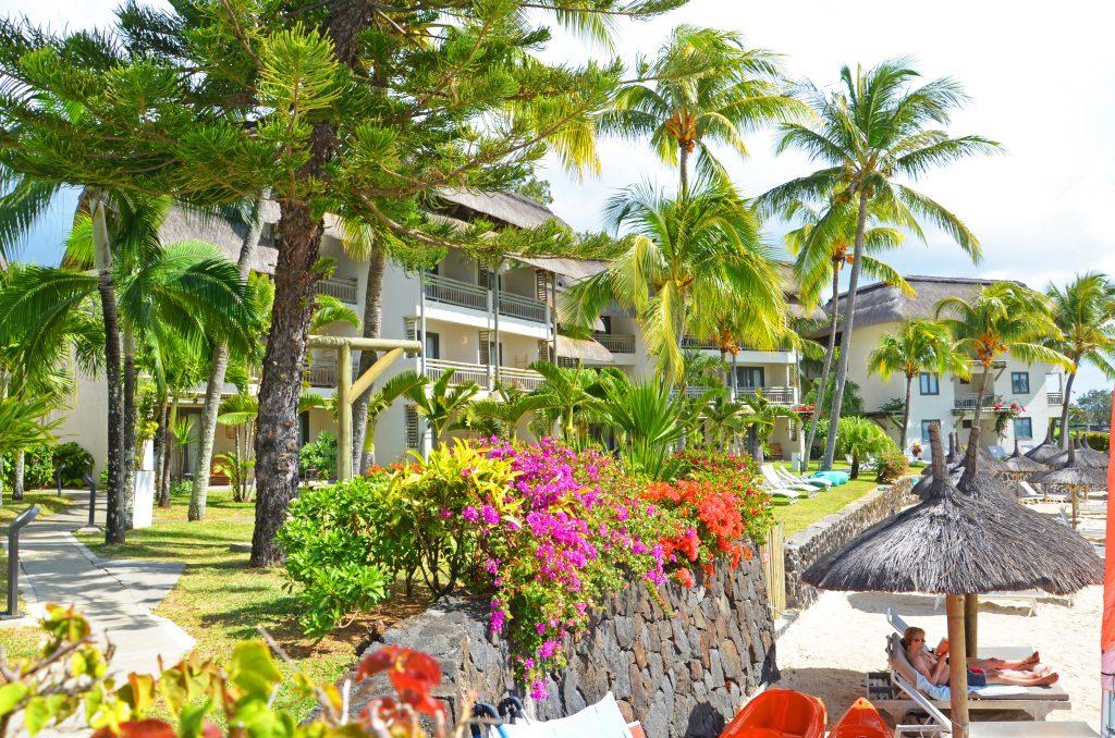 Svane Rejser's hoteller i Mauritius - Paul et Virginie ligger ud til stranden