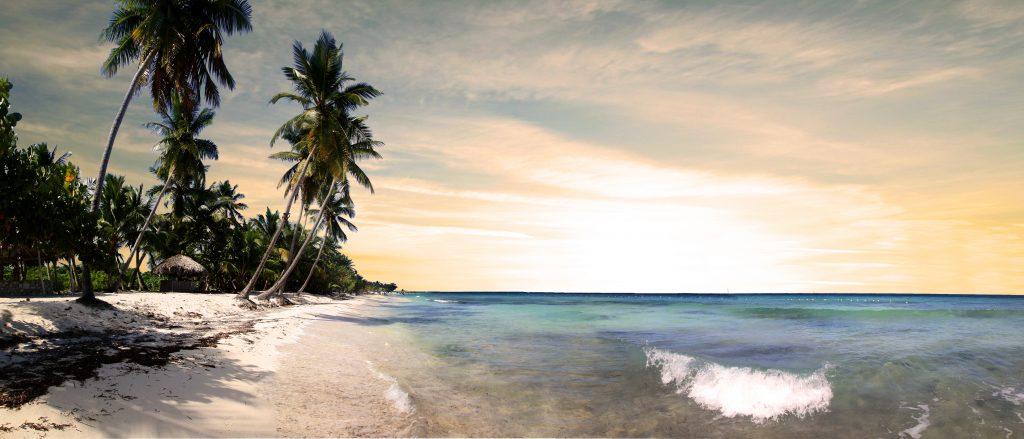 Den Dominikanske Republik har fantastisk strande og garanteret sol