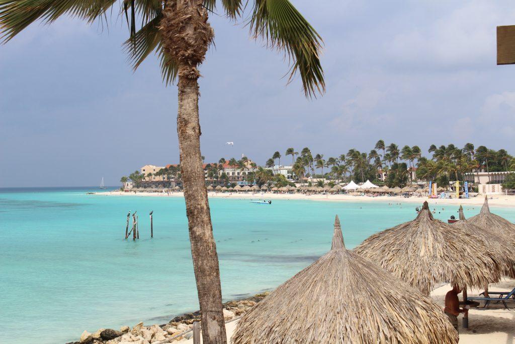 Aruba har nogle af de bedste strande i verden