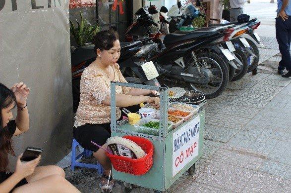 Madbod-på-gaden