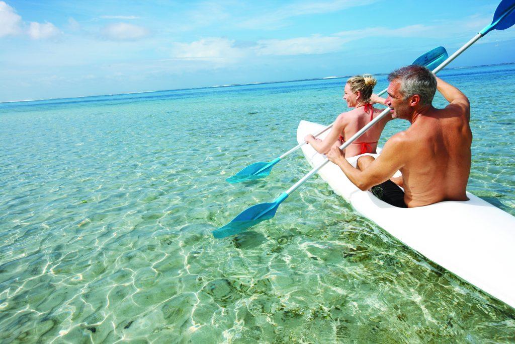 Vores hoteller i Mauritius gir dig mulighed for alle former for vandaktiviteter
