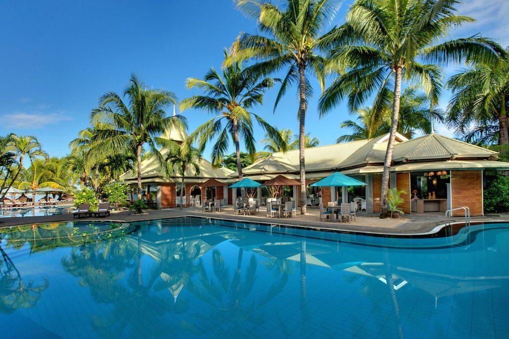 Grand-Baie Hotel er et 3-stjernet familievenligt hotel