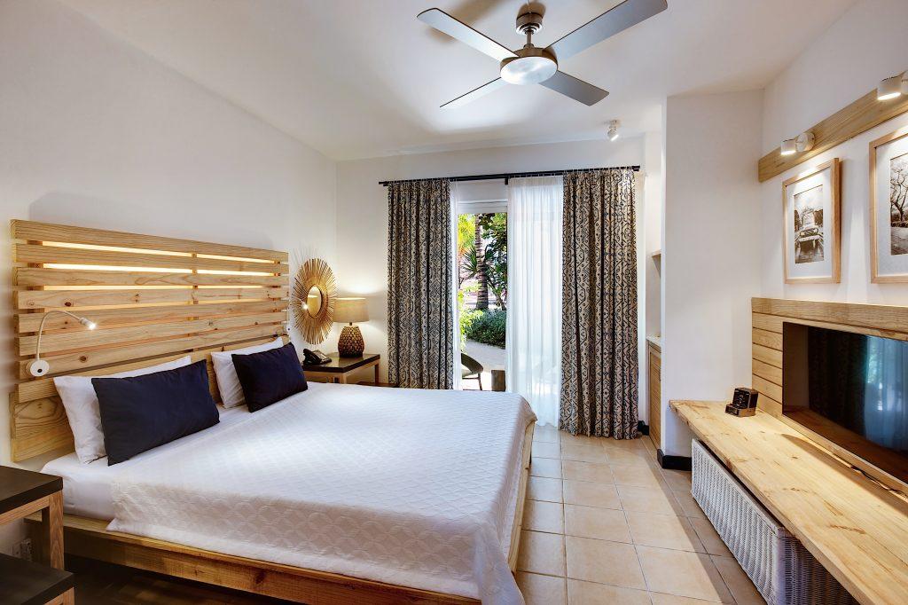 Hotel Pointes-aux Biches har værelser i mange variationer