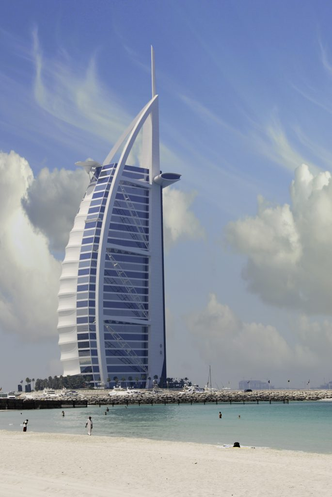 Forenede Arabiske Emirater Dubai Burj Al Arab 1