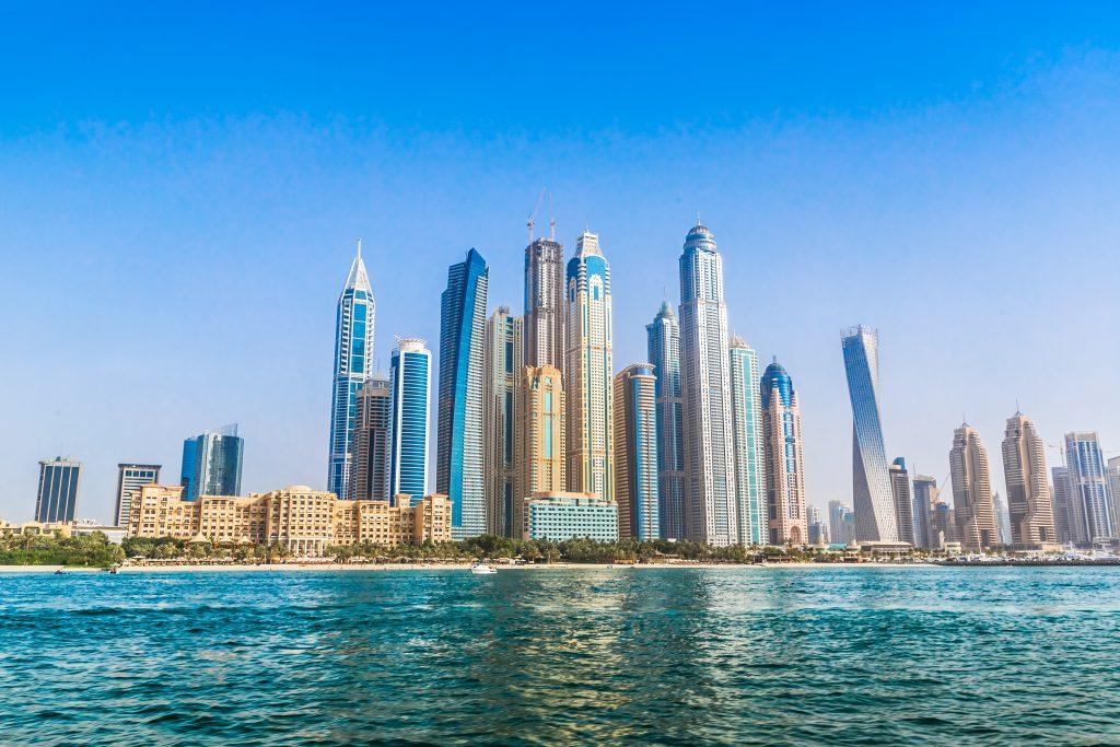 Forenede-Arabiske-Emirater-Dubai-Downtown-2