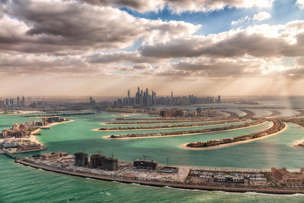 Forenede-Arabiske-Emirater-Dubai-Palm-Island