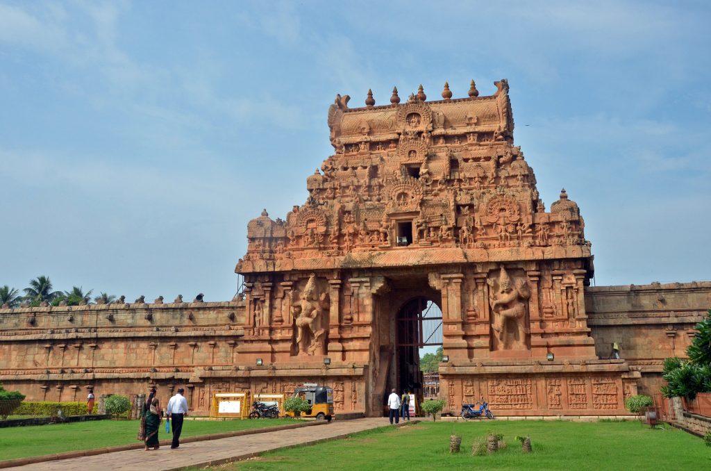 På en rejse til Sydindien ser du kultur og historie overalt