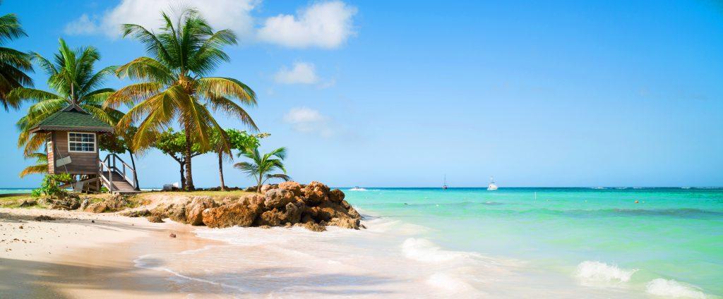 Tobago har bountystrande som du kender dem fra reklamerne