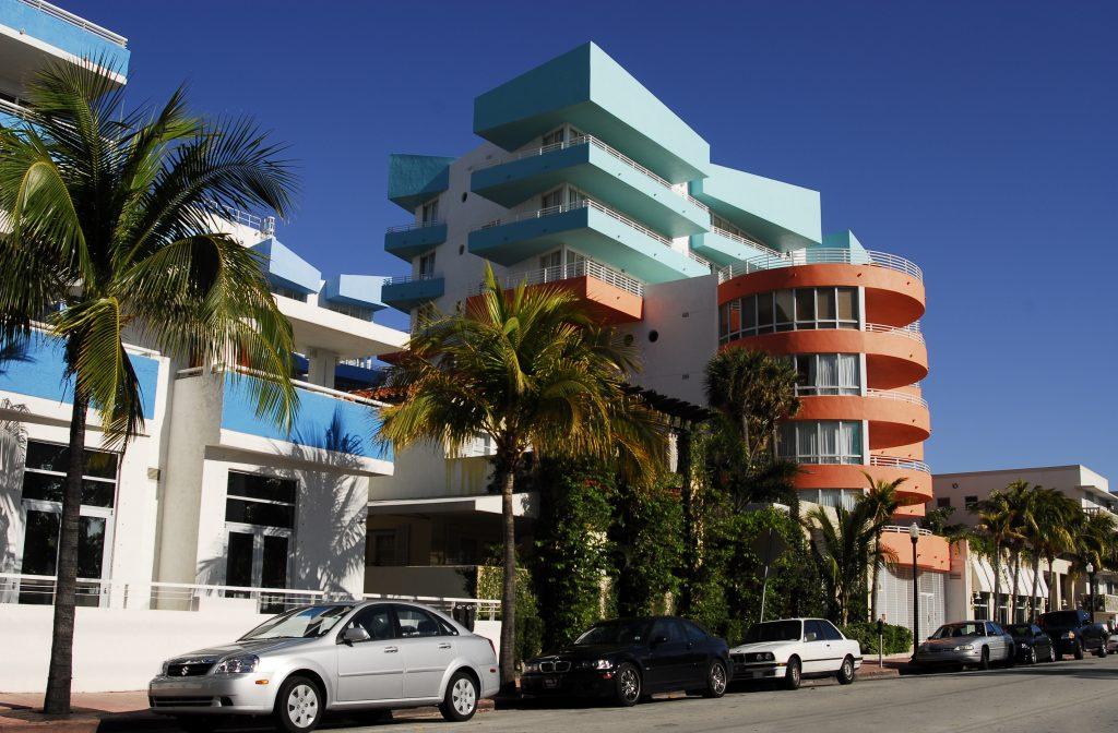 På en rejse til Miami ser du også byens South Beach