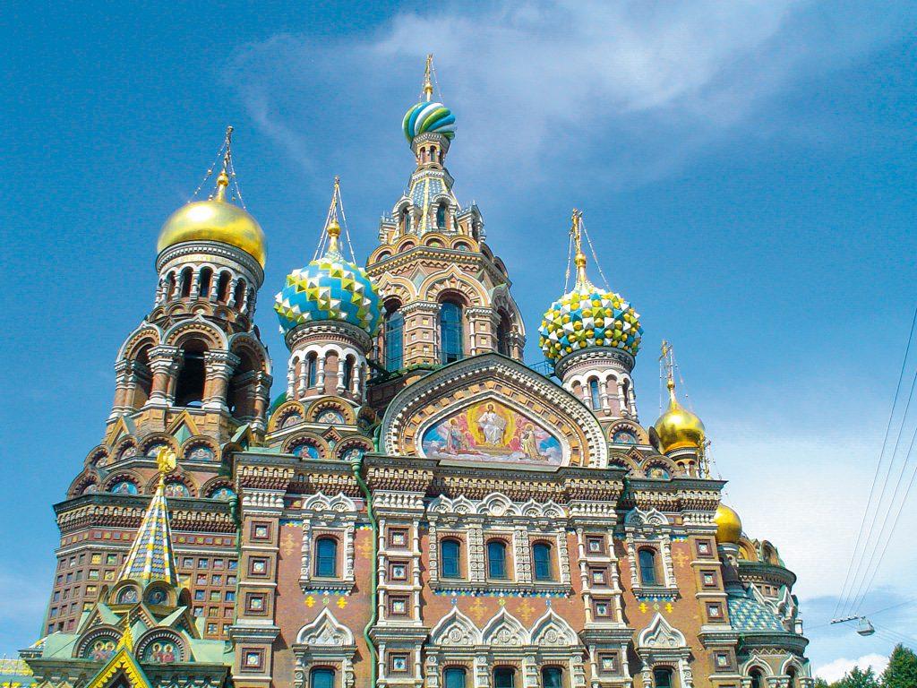 På et krydstogt til Østersøen oplever du St. Petersborg