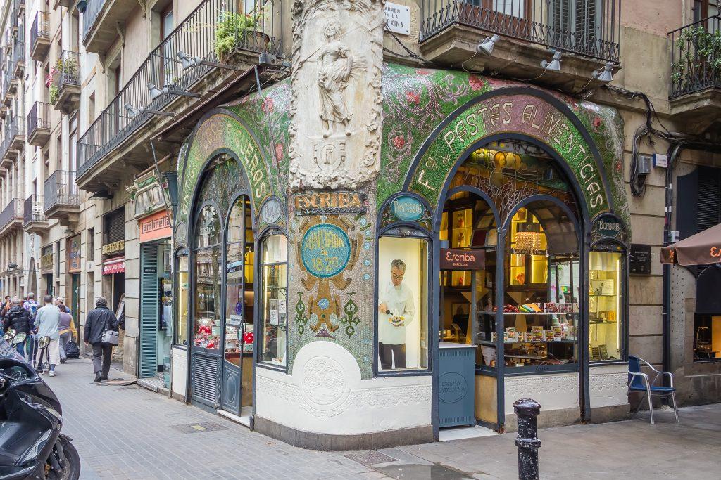 Spanien-Barcelona-Gamle-bydel