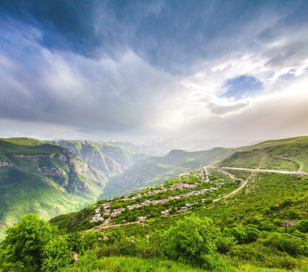 Rejser til Armenien er garanti for kultur, historie og smuk natur