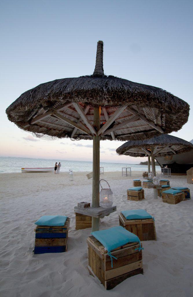 På rejser til Mauritius nyder du lækre strande og hav