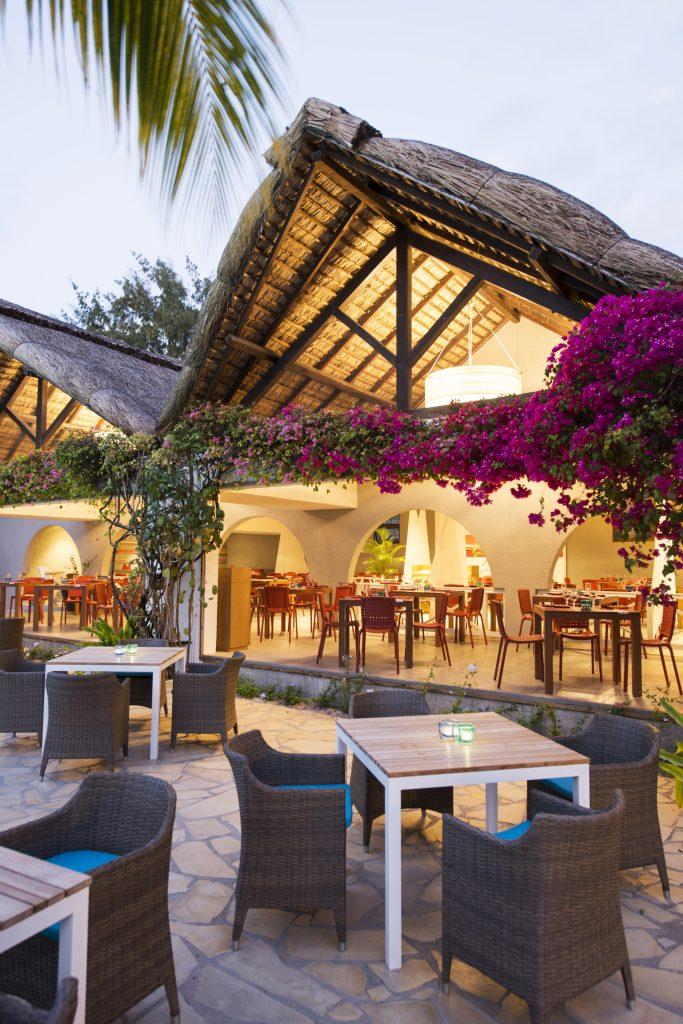 På rejser til Mauritius kan du bo på Veranda Palmar Beach
