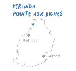 På rejser til Mauritius kan du bo på Veranda Pointes Aux Biches