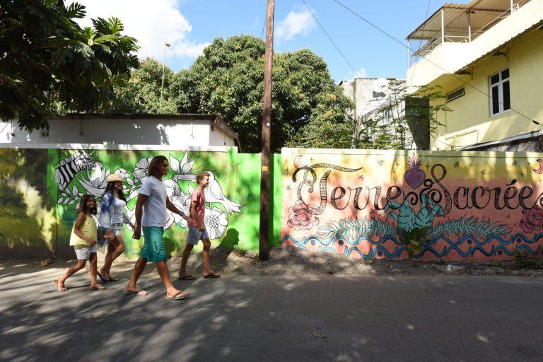 På rejser til Mauritius er der mulighed for mange aktiviteter