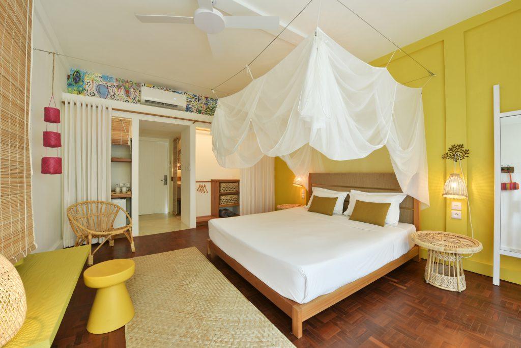 På rejser til Mauritius kan du bo på Veranda Tamarin