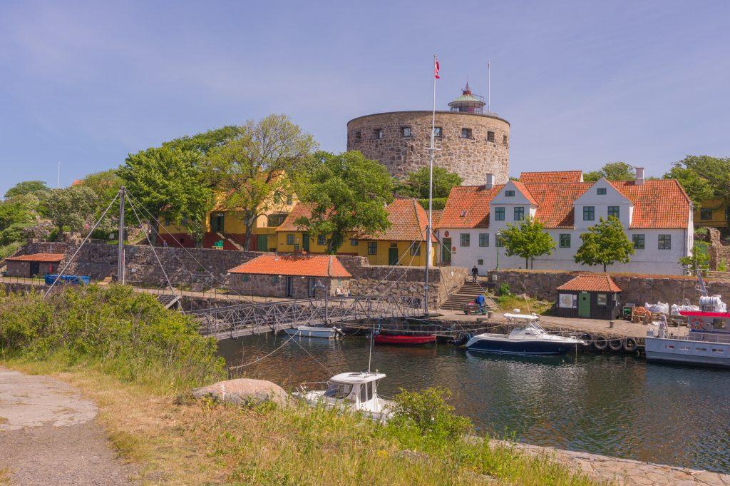 På en rejse til Bornholm bør du også se Christiansø