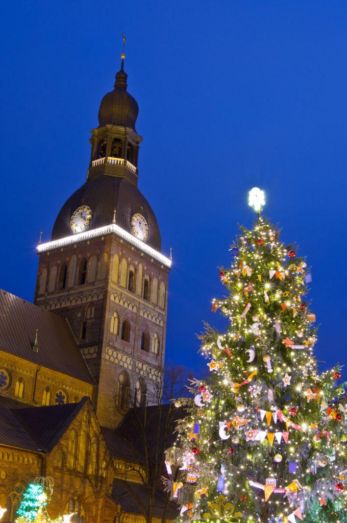 På en rejse til Letland skal du også besøge Riga
