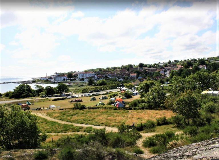 Nordvig bed&breakfast på Bornholm ligger i flot natur