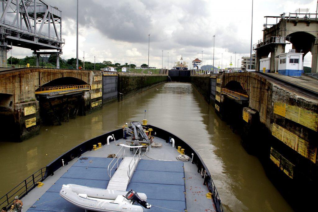 På en rejse til Panama ser du også Panama-kanalen