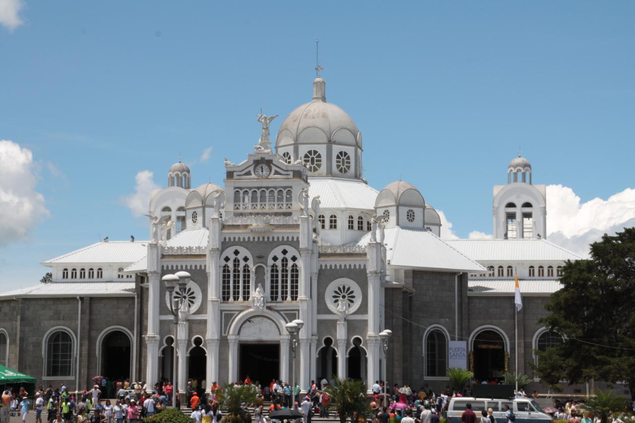 På en rejse til Costa Rica ser du Cartago