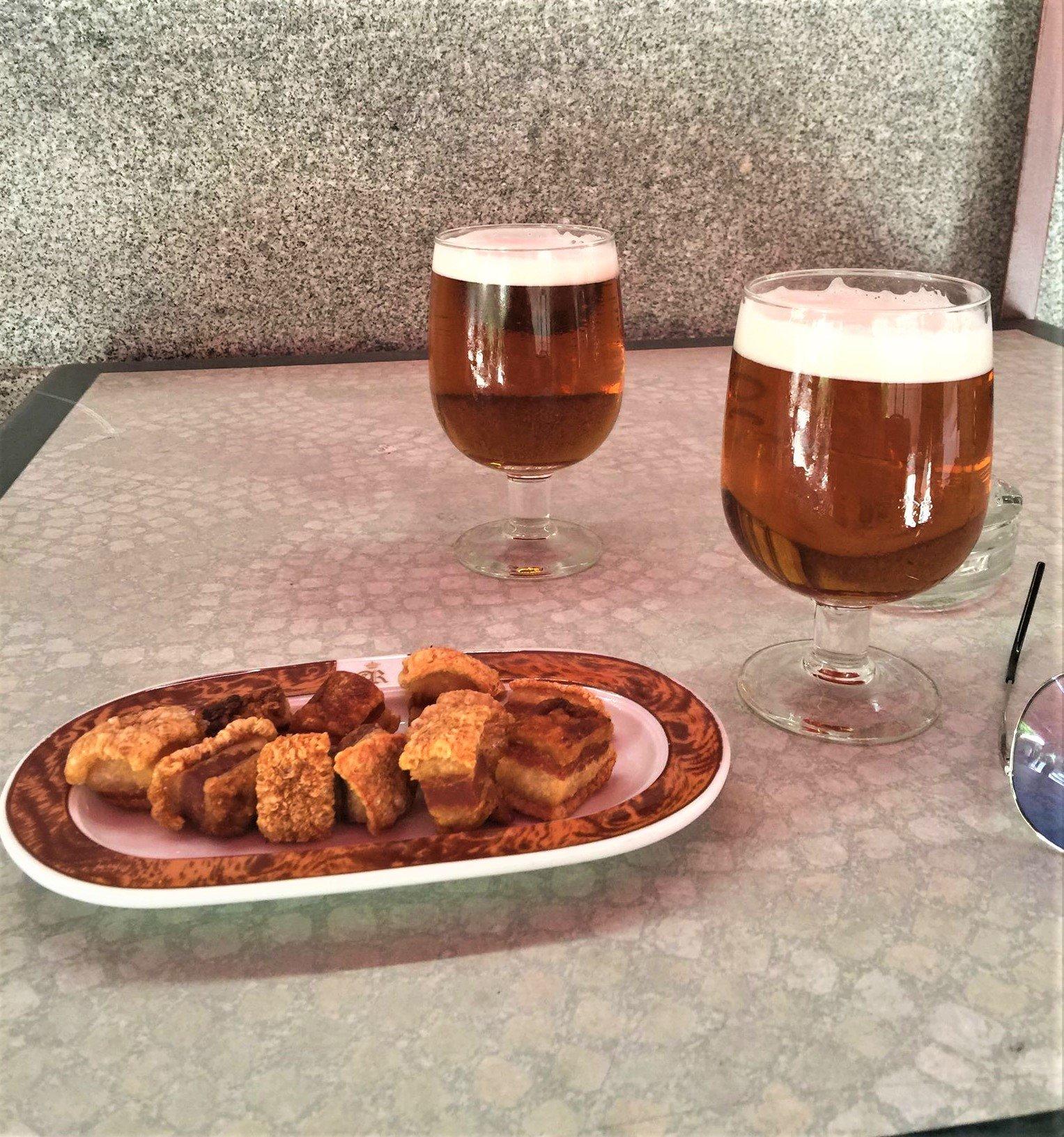 På en rejse til Madrid nyder du god mad og øl
