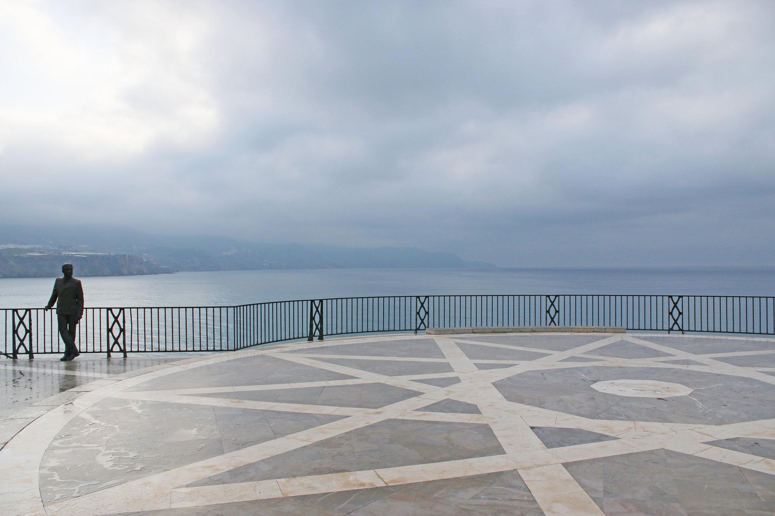 Spanien-Nerja-Europa-balkonen
