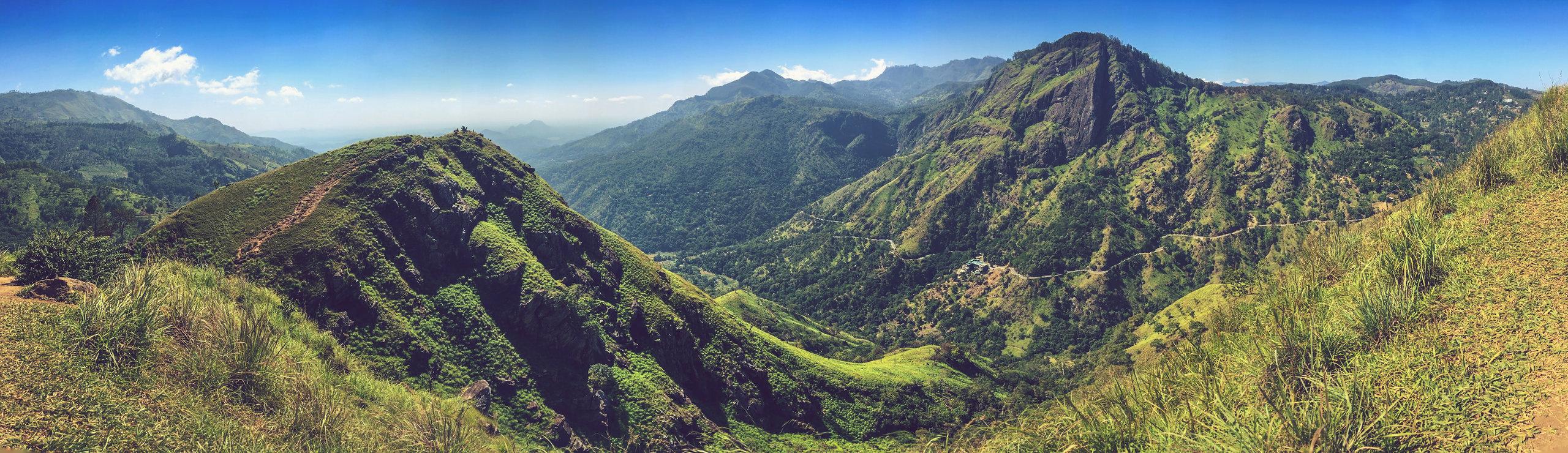 På rejser til Sri Lanka ser du måske Ella