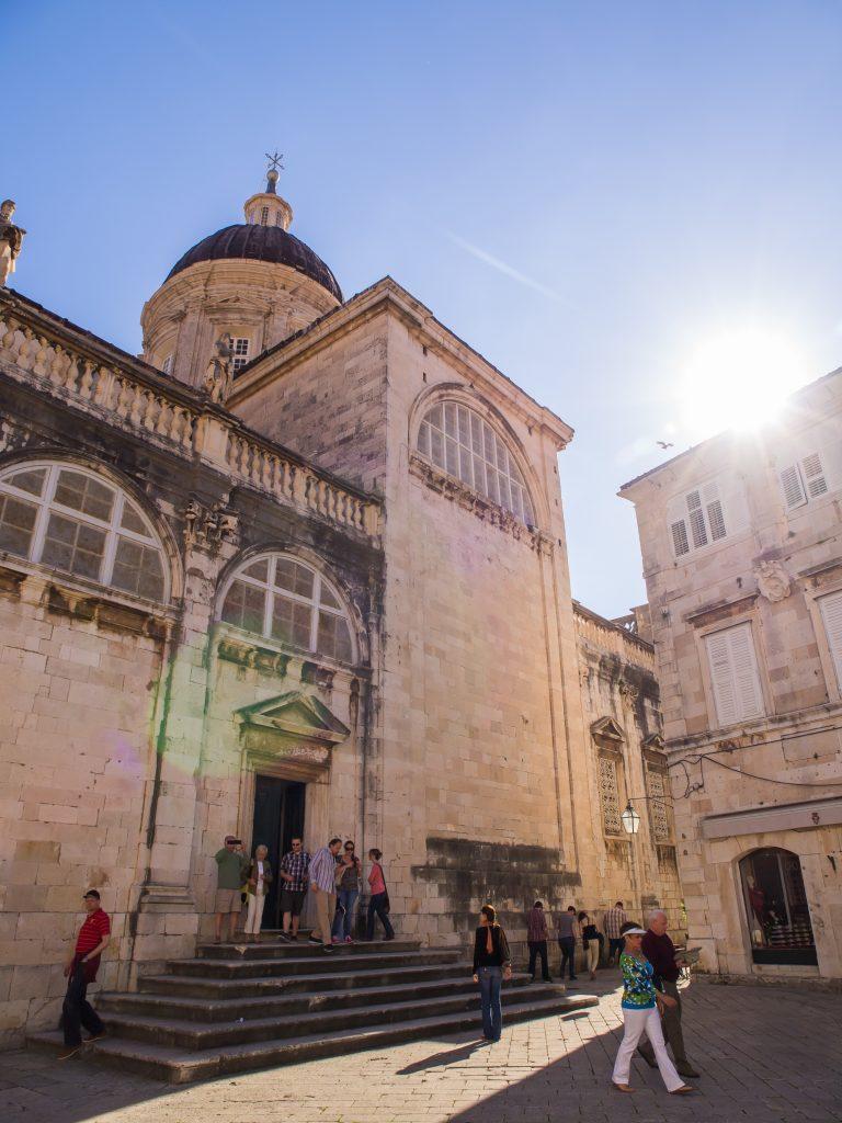 På en rejse til Kroatien bør du se Dubrovnik