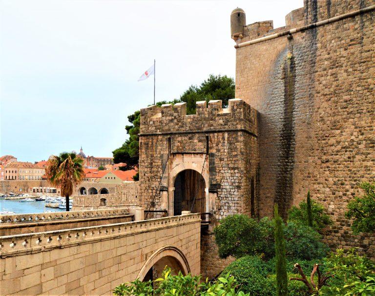 På en rejse til Kroatien skal du se Dubrovnik