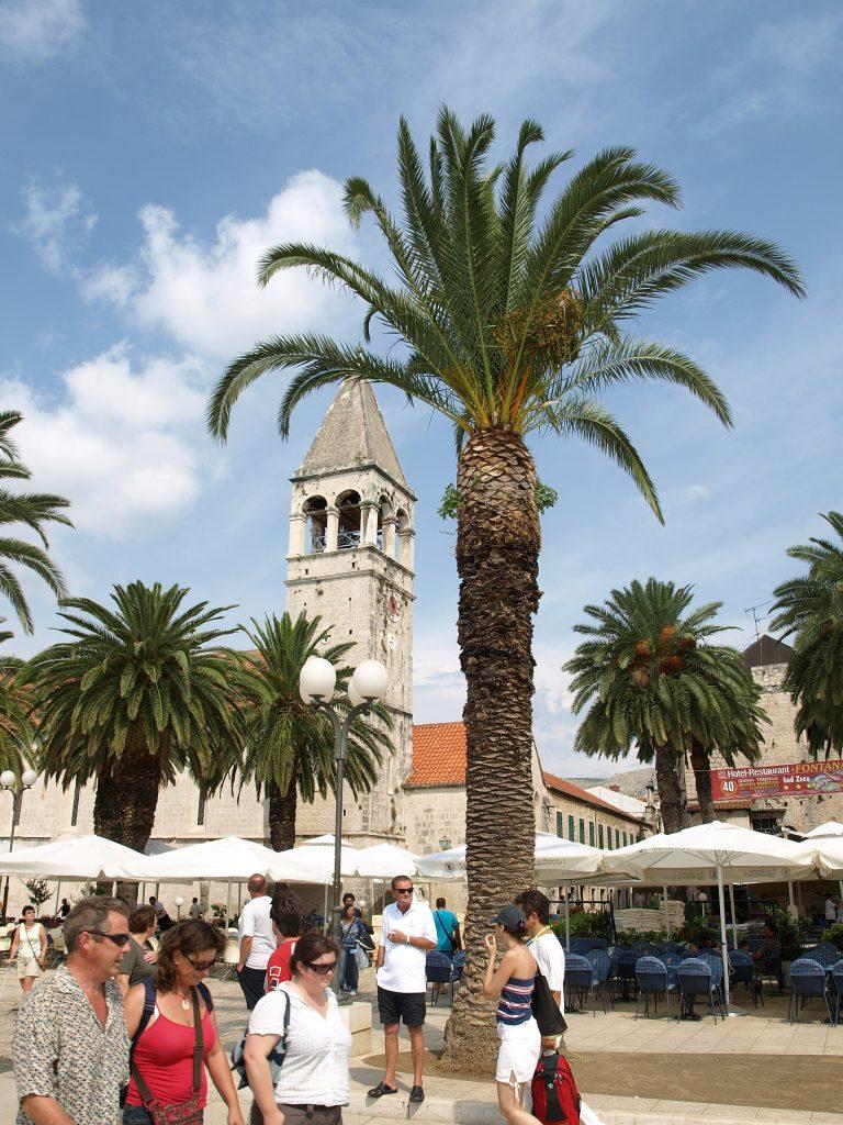 På en rejse til Kroatien ser du også Trogir