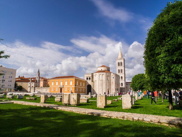 På en rejse til Kroatien ser du også Zadar